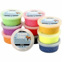 Foam / Silk / Pearl Clay en toebehoren