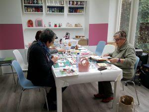 Open atelier @ Atelier Lydia Creatief