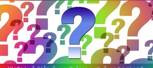 Vraag creatief blog
